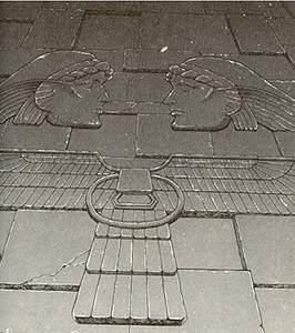 l'arrivée du spectre du Griffon près du mur des lamentations Hades15