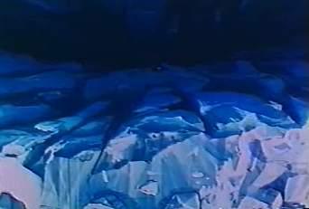 Aventura 2: A ambição de Alberich. Neve vermelha. Paesaggio_asgard1