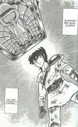 [manga] - I Cavalieri dello Zodiaco n° 01