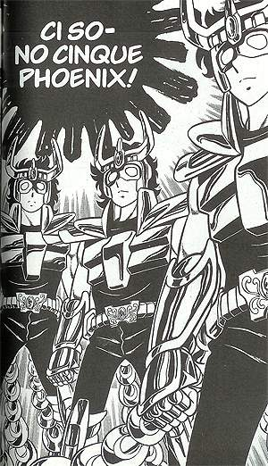 [manga] - I Cavalieri dello Zodiaco n° 04