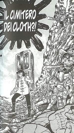 [manga] - I Cavalieri dello Zodiaco n° 05