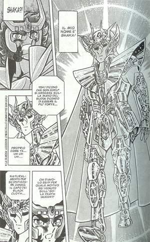 [manga] - I Cavalieri dello Zodiaco n° 07