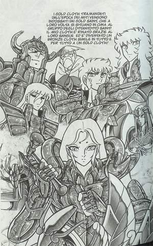 [manga] - I Cavalieri dello Zodiaco n° 21