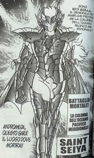[manga] - I Cavalieri dello Zodiaco n° 22