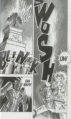 [manga] - I Cavalieri dello Zodiaco n° 26