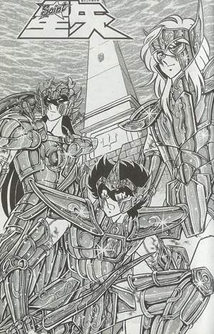 [manga] - I Cavalieri dello Zodiaco n° 27
