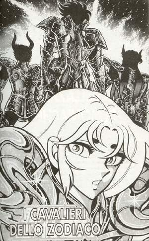 [manga] - I Cavalieri dello Zodiaco n° 28