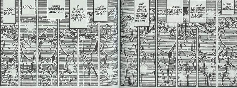 [manga] - I Cavalieri dello Zodiaco n° 39