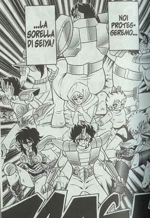 [manga] - I Cavalieri dello Zodiaco n° 40