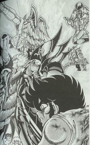 [manga] - I Cavalieri dello Zodiaco n° 41