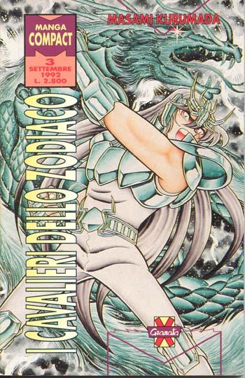 [manga] - I Cavalieri dello Zodiaco n° 03