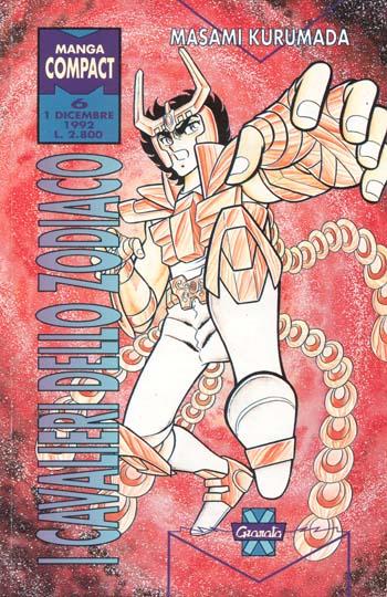 [manga] - I Cavalieri dello Zodiaco n° 06