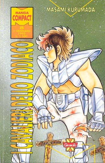 [manga] - I Cavalieri dello Zodiaco n° 08