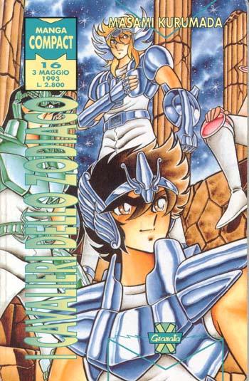 [manga] - I Cavalieri dello Zodiaco n° 16