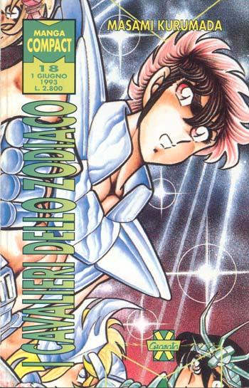 [manga] - I Cavalieri dello Zodiaco n° 18