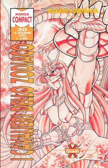[manga] - I Cavalieri dello Zodiaco n° 30