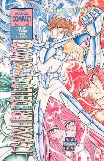 [manga] - I Cavalieri dello Zodiaco n° 37