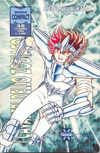 [manga] - I Cavalieri dello Zodiaco n° 38